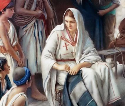 Priscilla - Early Christian Woman